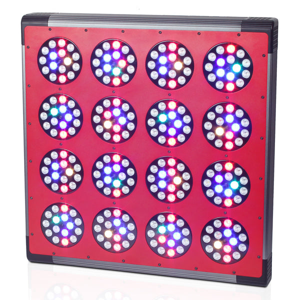 LED Head Grow Lights Official Herifi Image - Herifi - AP016 - 512 Watts - Panel - 1