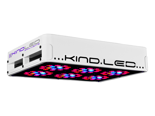 LED Head Grow Lights Official KindLED Image - KindLED - K3 L300 - 220 Watts - Panel - 1