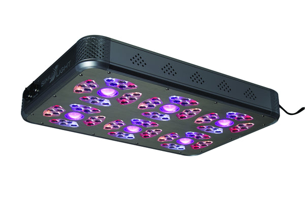 LED Head Grow Lights Official Simulight Image - Simulight LED-9614G - 540 Watts - Panel - 1