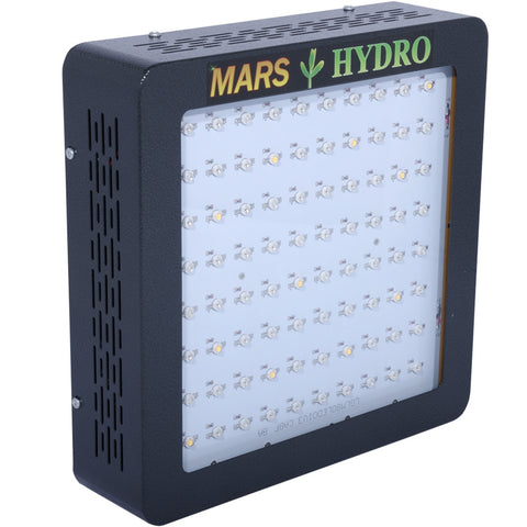 LED Head Grow Lights Official Mars Hydro Image - Mars Hydro - MARS II 400 - 190 Watts - Panel - 1