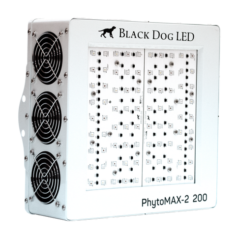 Black Dog LED - PhytoMAX 2: 200 - 210 Watts