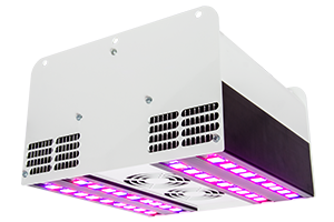 LED Head Grow Lights Official ParSource Image - PARSource - PowerPAR Greenhouse LED Fixture 185 Watts to 530 Watts - Panel - 1