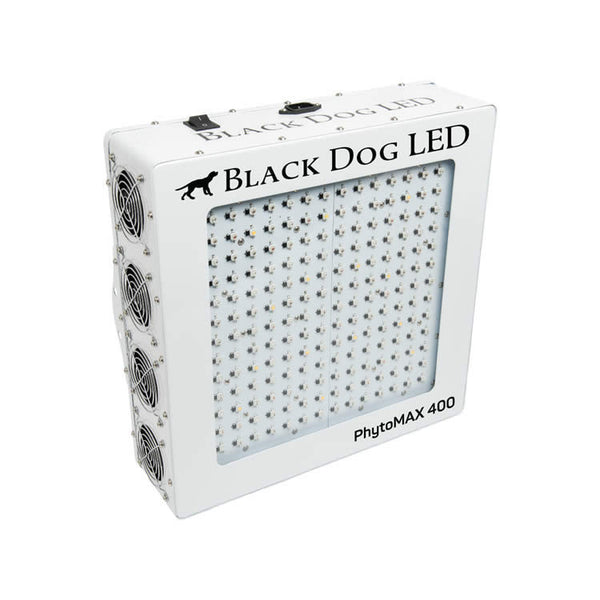 LED Head Grow Lights Official Black Dog Image - Black Dog LED - PhytoMAX 400 - 400 Watts - Panel - 1