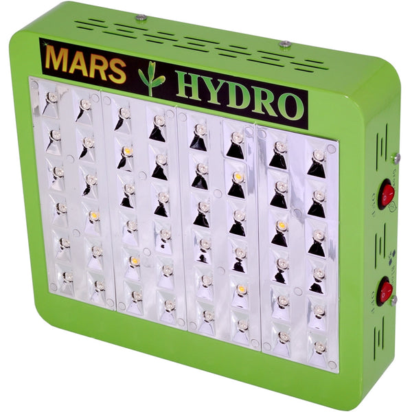 LED Head Grow Lights Official Mars Hydro Image - REFLECTOR 48 - Panel - 1