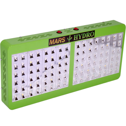 LED Head Grow Lights Official Mars Hydro Image - REFLECTOR 96 - Panel - 1
