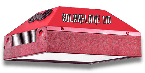 LED Head Grow Lights Official California LightWorks Image - California Lightworks - SolarFlare 110 BloomBooster - 85 Watts - Panel