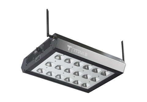 LED Head Grow Lights Official Cirrus Image - Cirrus - Titan 3 (w/ WIFI control) - 250 Watts - COB - 1