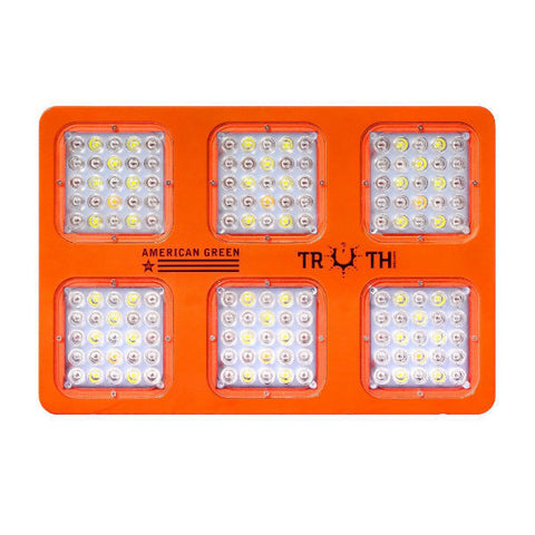 LED Head Grow Lights Official Truth Lighting Image - Truth Lighting - M6 - 266 Watts - Panel - 1