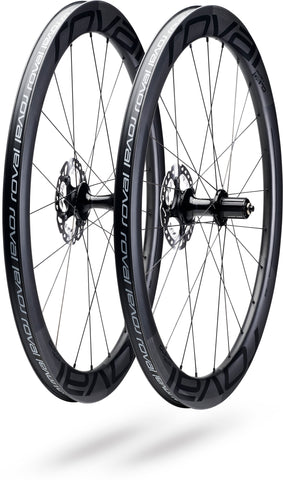 CL 50 DISC WHEELSET SATIN