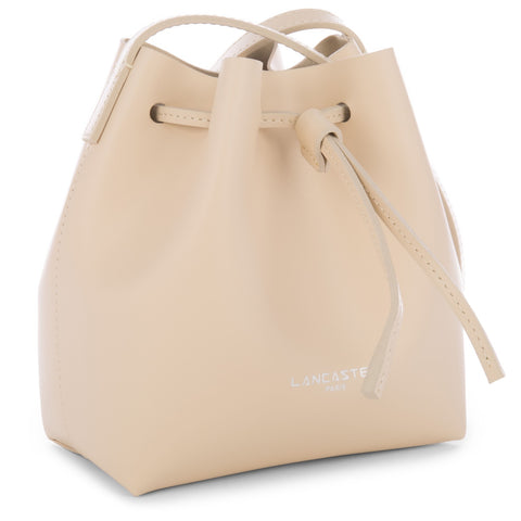 Lancaster Paris Drawstring Bucket Bag