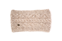 Soft as a Whisper Alpaca Headband