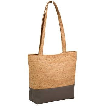 Basic Tote Cork Bag