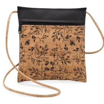 Cross Body Cork Purse