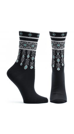 Bejeweled Women's Socks