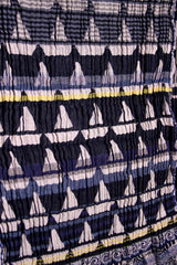 Sail patterned Letol Organic Cotton