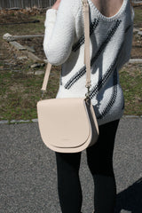 Cross body bag with Flap