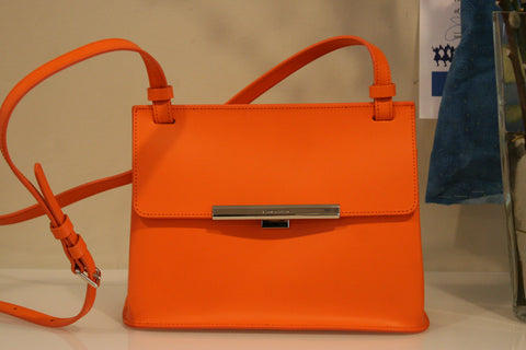 Small Crossbody With Flap