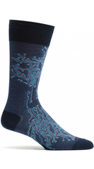 Circuit Break Socks by Ozone Designs