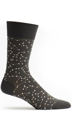 Night sky Ozone Men's fancy socks