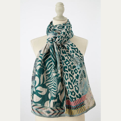 On The Wild Side Letol Scarf