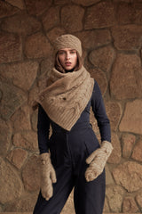 Pyre Collection Neck and Shoulder Wrap