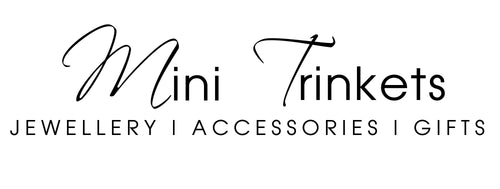 Mini Trinkets the one stop for jewellery, accessories and gifts for all occasions.