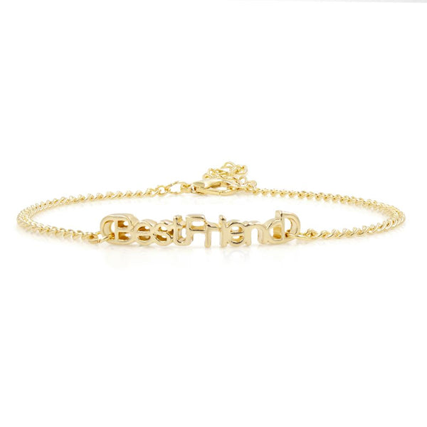 Best Friend Charm Bracelet