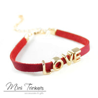 Love Charm Friendship Bracelet