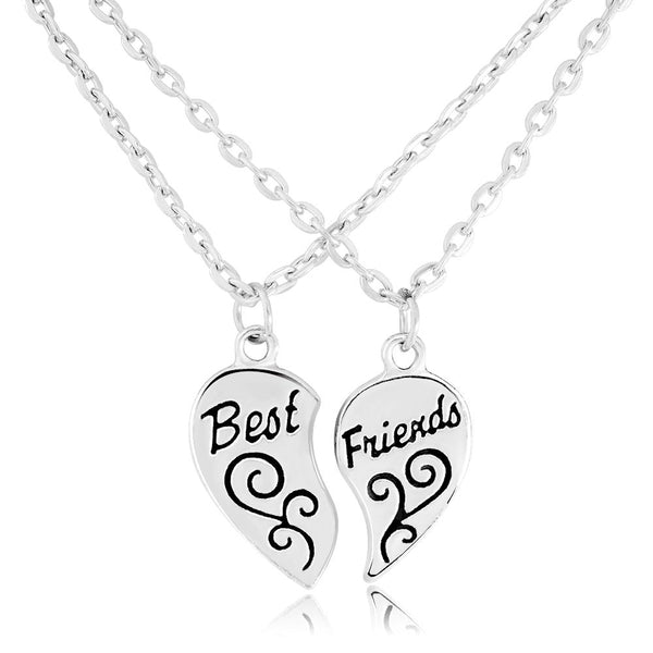 Best Friends Matching Necklaces - Mini Trinkets