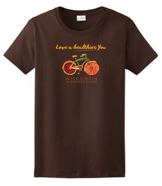 Z6HY T-Shirt - Love a Healthier You - CLOSEOUT