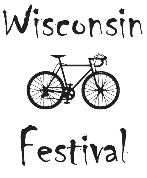 T-Shirt - Men's Wisconsin Bike Festival