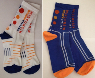 "A5NCS WWC 5"" CoolMax Cycling Socks"