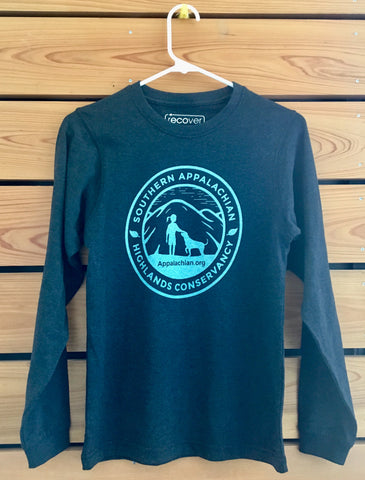 Long Sleeve SAHC Dog Logo Tee