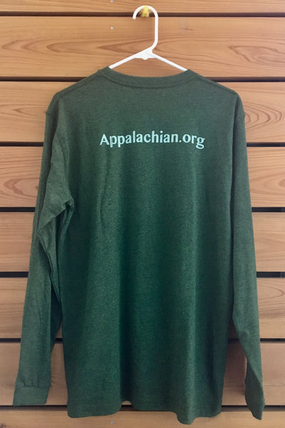 """For Love of Beer and Mountains"" Long Sleeve Tee"