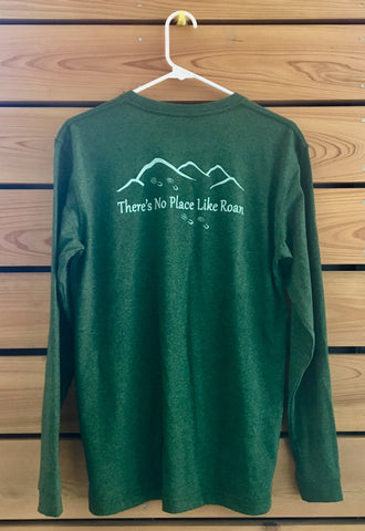 """There's No Place Like Roan"" Long Sleeve Shirt"