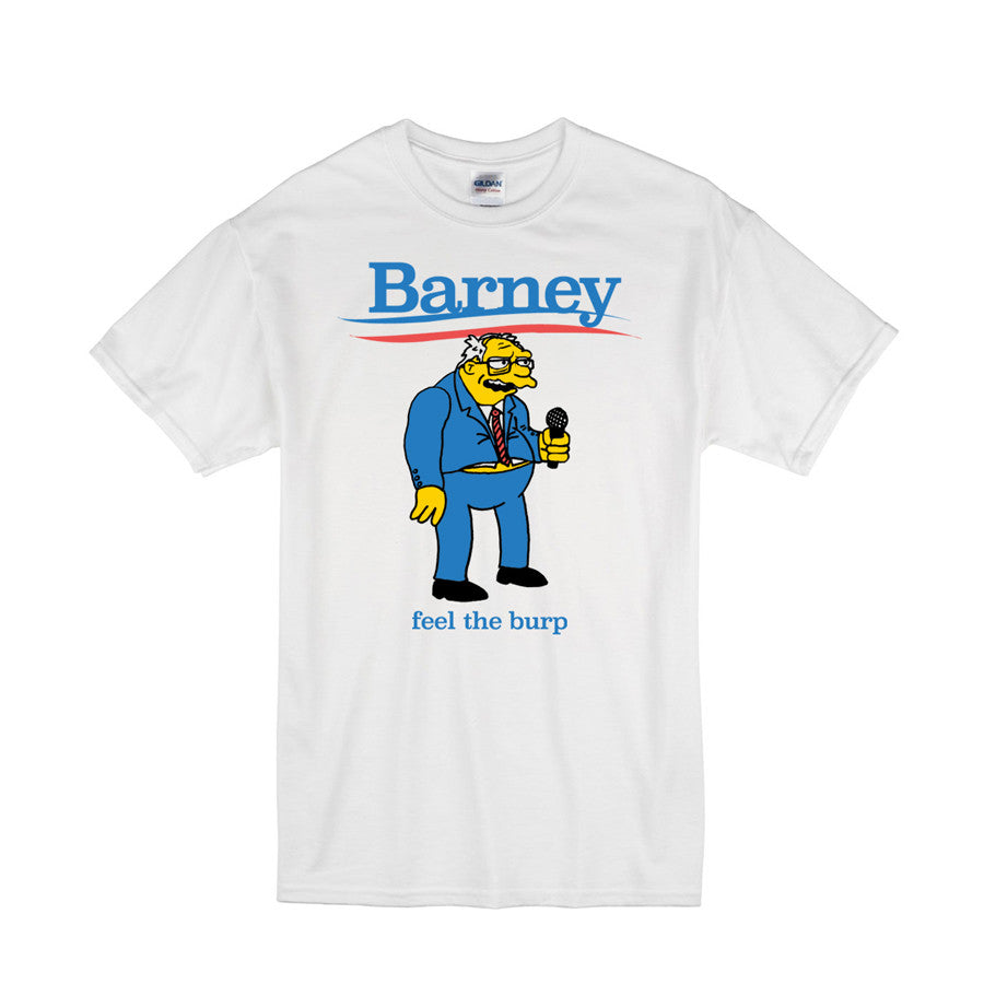 Barney Sanders : Feel the burp