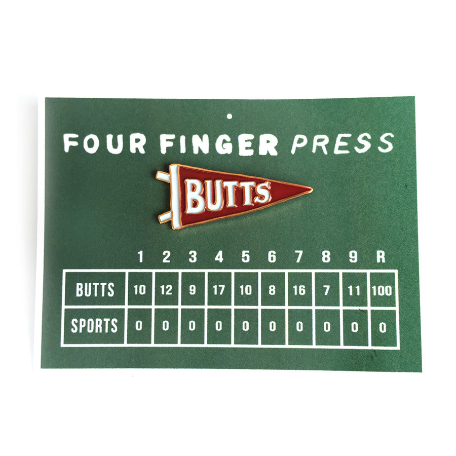 Butts Pin