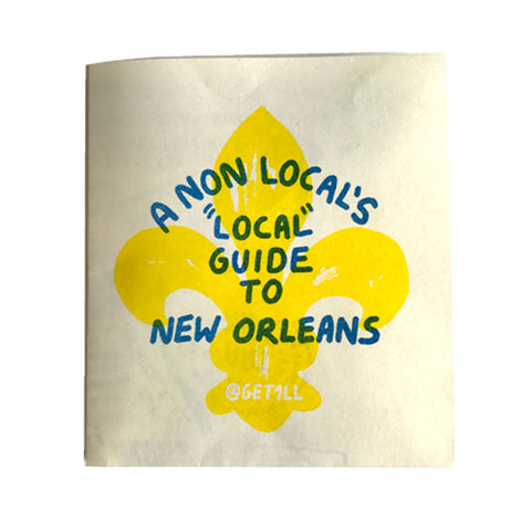 "Non-local's ""Local"" Guide to New Orleans"