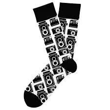 Women's Camera Snap Shot Socks - Novelty Socks, Mens, Womens, Kids