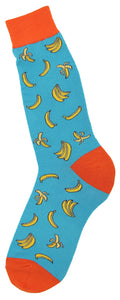 Mens Banana Socks - Novelty Socks, Mens, Womens, Kids