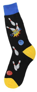 Men's-Bowling Socks - Novelty Socks, Mens, Womens, Kids
