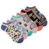 Women's 6 Pair Pack Socks - Various Colors