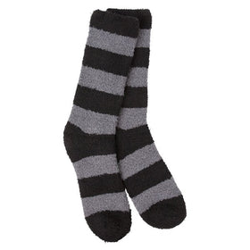 Men's Worlds Softest Socks Nightfall Stripe