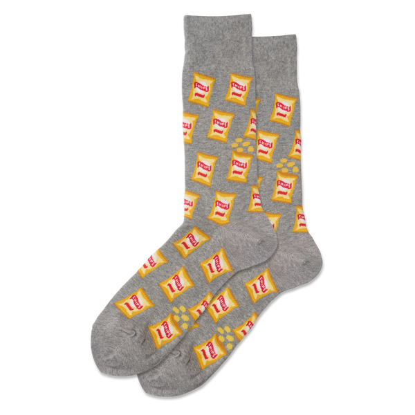 Men's Potato Chip Socks - Novelty Socks, Mens, Womens, Kids