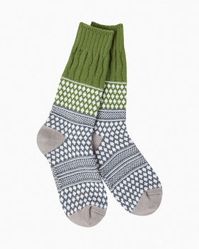 Women's World's Softest Socks - Earthy