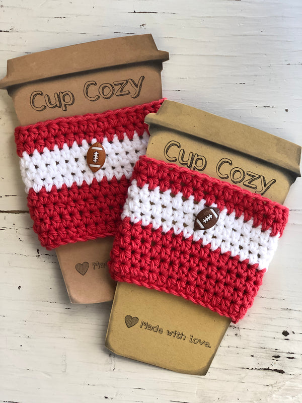 Assorted Knit Cup Cozies Gift - Jilly's Socks 'n Such