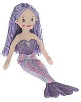 Stuffed Plush Mermaid Gift