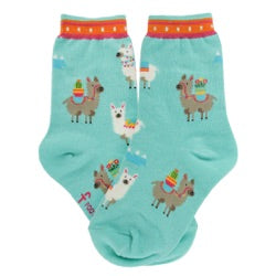 Kids Llama Alpaca Socks - Novelty Socks, Mens, Womens, Kids