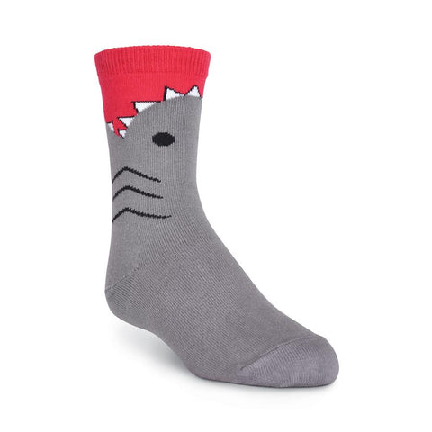 Kids - Red Shark Socks - Novelty Socks, Mens, Womens, Kids