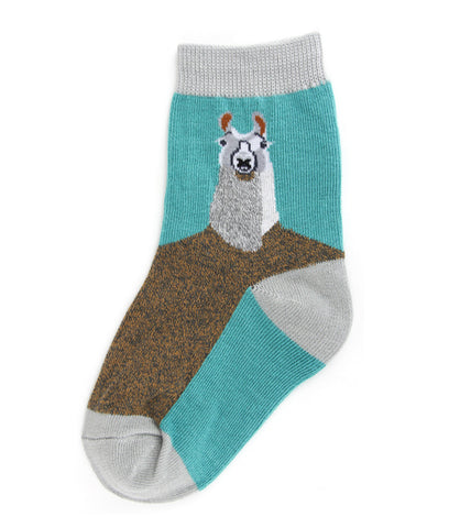 Kids-Llama Socks - Novelty Socks, Mens, Womens, Kids